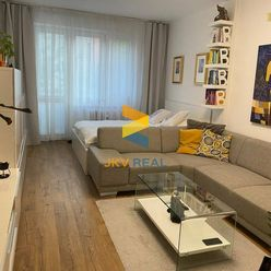JKV REAL predáva moderný  2 izbový byt v Novom meste