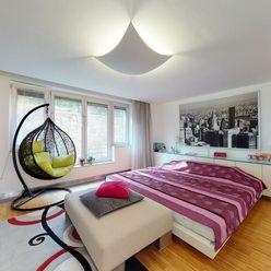 Výnimočný 4 izbový moderný byt v BA 1 Zámocká ulica na predaj