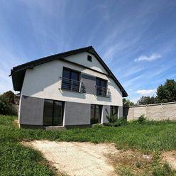NOVOSTAVBA 7 izb. rodinný dom 10min od Košíc