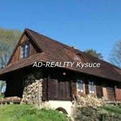 Pozemok k výstavbe rekreačnej chaty alebo domu