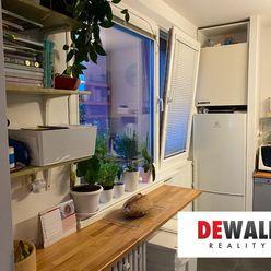 NOVINKA!! 2 izbový byt pod lesom na Tranovského ulici