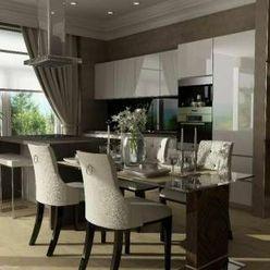 LEXXUS - PRENÁJOM, 4-izbový byt v luxusnej rezidencii Hlboká 7