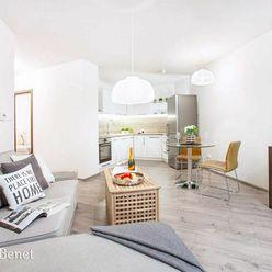 Arvin & Benet | Krásny byt s predzáhradkou