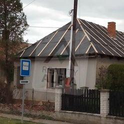 na predaj rodinný dom Streda nad Bodrogom