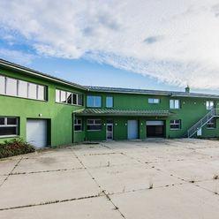 Nový dvojpodlažný objekt na podnikanie 1300 m2