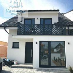 Pripravujeme na predaj novostavbu 5 izbového rodinného domu!