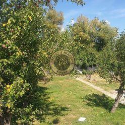 Záhrada s chatkou na odstúpenie v Žabom Majeri