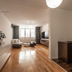 SMART - Veľký 3 izbový byt s možnosťou kúpy garáže pod činžiakom