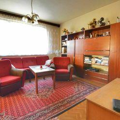 Slnečný 3 izb. byt s pekným výhľadom