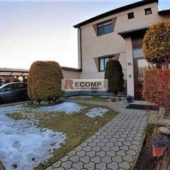 EXKLUZÍVNE-Na predaj rodinný dom so záhradným domčekom v Kežmarku