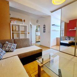 1 - izbový byt Bratislava - Nové mesto