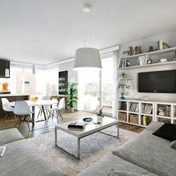 Predaj 3 izbový byt s balkónom  v Novostavbe Nitra Kynek