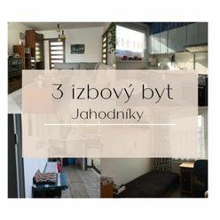 3 izbový byt v Jahodníkoch