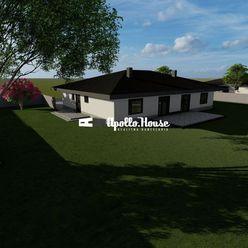 4 izbový rodinný dom v ALŽBETINOM DVORE