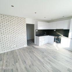 FOX - EXKLUZÍVNE * 4 izbový byt * Družba * kompletná, nová rekonštrukcia
