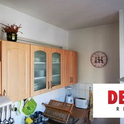 NOVINKA!! 1 izbový byt v Dúbravke -  vo výbornej lokalite