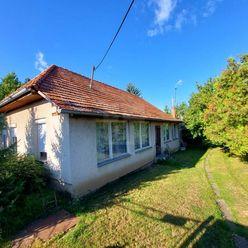 Directreal ponúka Exkluzívne iba u nás 3-izbový rodinný dom, Lužianky, veľký pozemok 1125m2, prístup