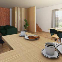 Rodinný dom s garážou, 3-izb., 170 m2,  Ivanka pri Nitre, okr. Nitra