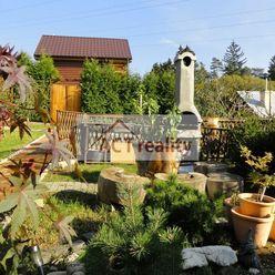 Záhradka s podpivničenou chatkou, 299 m2 Prievidza, Sad 600 ročnice