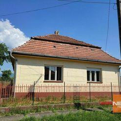 Na predaj rodinný dom v obci Novajidrány v Maďarsku 40 km od Košíc