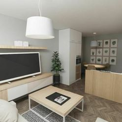 K nasťahovaniu stačí 20% • 2 izbový byt • Trenčín
