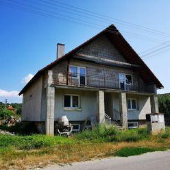 Pripravujeme dražbu rodinného domu v obci Bzince pod Javorinou