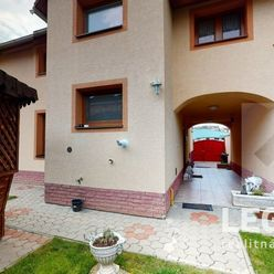 LEGEND - *** R.E.Z.E.R.V.O.V.A.N.É. *** - 3D - Dva domy v centre NMnV - 263m2, parkovanie, tichá lok