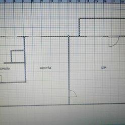 Ko-real, ponúkame na predaj 1 izbový byt v Novom Meste nad Váhom