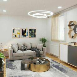 REALNESS-Rezervované slnečný priestranný  byt v pokojnej  lokalite Ružinova