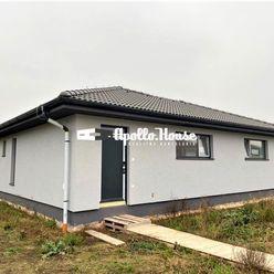 4I bungalov z obývačkou 55m2