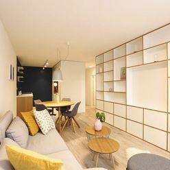 AMEXA REAL » exkluzívne ponúka 2 izbový byt na prenájom v novostavbe STARÝ HÁJ