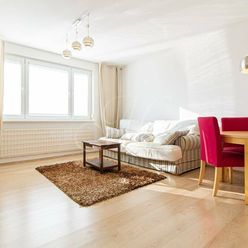 Kompletne zariadený 2 izbový byt pri Horskom parku