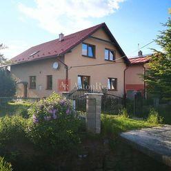 PREDAJ:  Rodinný dom  s pozemkom 1.230m2 - Ludrová