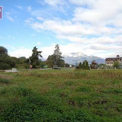 Predaj Vysoké Tatry-Veľká Lomnica,stavebný pozemok 1307 m2.
