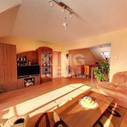 LUXUSNÝ 3i. byt s balkónom, komorou a pôjdom v širšom centre Prešova