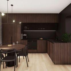 2i byt v projekte Pod Zábrehom II A3.07