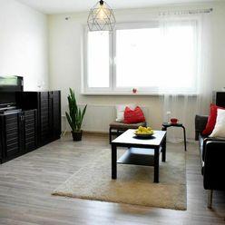 3D: Priestranný 3-izbový byt s lodžiou a pivnicou v Bratislave na Gercenovej ulici