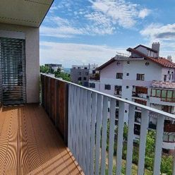 + ŽIADNA PROVÍZIA REALITKE + Klimatizovaný, ÚPLNE NOVÝ  3i. byt S JEDINEČNÝM VÝHĽADOM pri Horskom pa