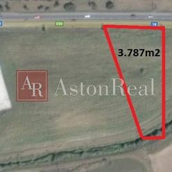 Stavebný pozemok na komerčné účely - 3787m2, Ružomberok