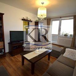 Zariadený 3 izb. byt v Seredi na Cukrovarskej na prenájom