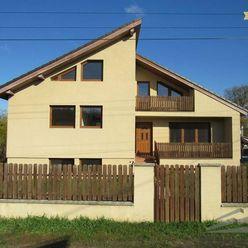 ZNÍŽENÁ CENA Exkl. Priestranný 8-izbový rodinný dom v Borskom Mikuláši