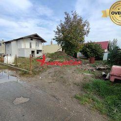 Stavebný pozemok k tichej časti obce Tešedíkovo na sídlisku Budúcnosť