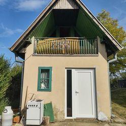 Na predaj malebná chata Veľký Cetín