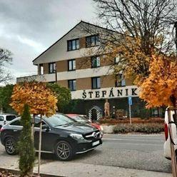 Ponúkame na predaj NOVOSTAVBU 3-izbového klimatizovaného bytu s loggiou v centre obce Ivanka pri Dun