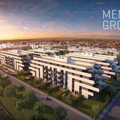 Ponúkame na predaj NOVOSTAVBU - 3 izbový byt s veľkou terasou, 2 parkovacími miestami (1 v garáži) a