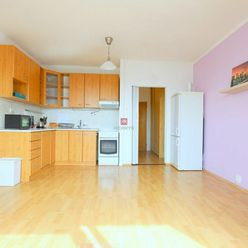 HERRYS - na predaj 2 izbový byt na začiatku Petržalky