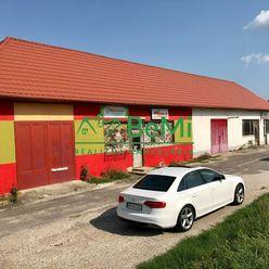 PREDAJ - Obchodné priestory Branč (744-15-IKa)