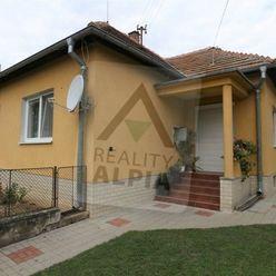 Na predaj dom v obci Trávnica v tichej lokalite