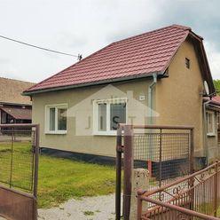 Rodinný dom/Chalupa-predaj-PEKNÁ LOKALITA