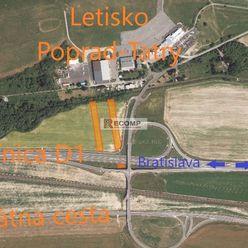 EXKLUZÍVNE! Predaj pozemkov na investíciu v Poprade - Veľká pri letisku